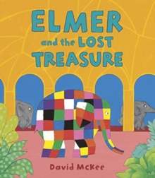 Elmer and the Lost Treasure, Paperback / softback Book