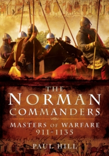 Norman Commanders, Hardback Book