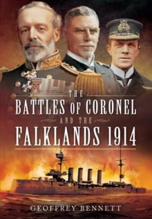 The Battles of Coronel and the Falklands, 1914, Paperback Book