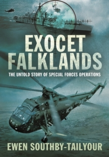 Exocet Falklands : The Untold Story of Special Forces Operations, Hardback Book
