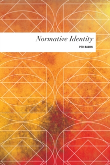 Normative Identity, Paperback / softback Book