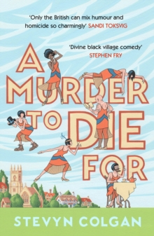 A Murder to Die For, Paperback / softback Book