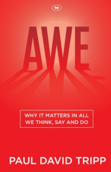 Awe : Why it Matters in All We Think, Say and Do, Paperback / softback Book