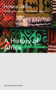 A History of Africa, Paperback Book