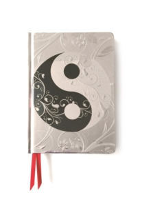 Yin and Yang (Contemporary Foiled Journal), Hardback Book