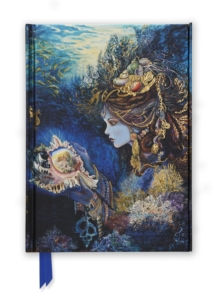Josephine Wall: Daughter of the Deep (Foiled Journal), Hardback Book