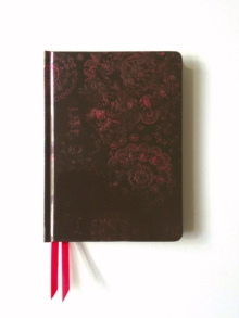 Gothic Dark Lace (Contemporary Foiled Journal), Hardback Book