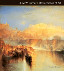 J.M.W. Turner Masterpieces of Art, Hardback Book