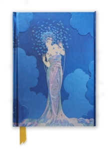 Erte: Fantasia (Foiled Journal), Notebook / blank book Book