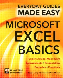 Microsoft Excel Basics : Expert Advice, Made Easy, Paperback Book
