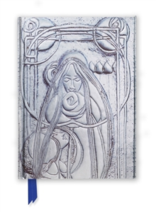 Margaret Macdonald Mackintosh: The Dew (Foiled Journal), Notebook / blank book Book