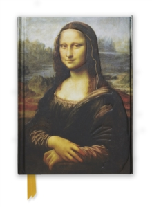 Da Vinci: Mona Lisa (Foiled Journal), Notebook / blank book Book