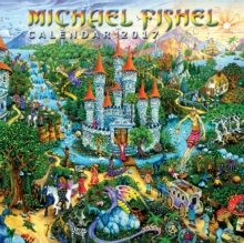 Michael Fishel Wall Calendar 2017 (Art Calendar), Calendar Book
