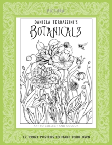 Pictura Prints: Botanicals, Paperback Book