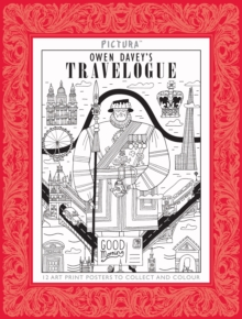 Pictura Prints: Travelogue, Paperback / softback Book