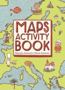 Maps Activity Book, Paperback Book