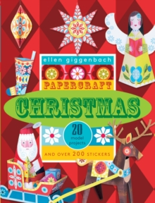 Papercraft Christmas, Paperback Book