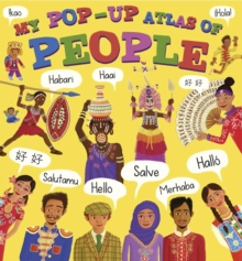 My Pop-Up Atlas of People, Hardback Book