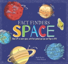 Fact Finders: Space, Hardback Book