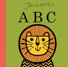 Jane Foster's ABC, Hardback Book