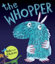The Whopper, Hardback Book