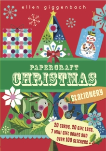 Papercraft Christmas: Kit, Paperback Book