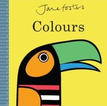 Jane Foster's Colours, Hardback Book
