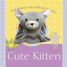 Cute Kitten, Hardback Book