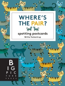 Where's the Pair: Postcards, Postcard book or pack Book