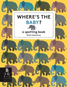 Where's the Baby?, Hardback Book