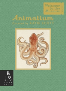 Animalium (Mini Gift Edition), Hardback Book