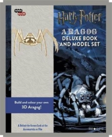 IncrediBuilds: Aragog : Deluxe model and book set, Hardback Book