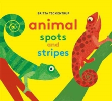Animal Spots and Stripes, Board book Book