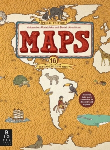 Maps Special Edition, Hardback Book