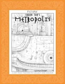 Pictura Prints: Metropolis, Paperback / softback Book