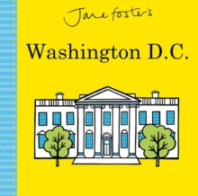 Jane Foster's Washington D.C., Hardback Book