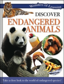 Wonders of Learning: Discover Endangered Animals : Reference Omnibus, Hardback Book