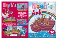Bible Sticker Book - Noah's Ark, Novelty book Book