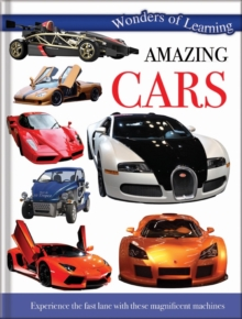 Wonders of Learning: Discover Amazing Cars : Reference Omnibus, Hardback Book