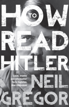 How to Read Hitler, Paperback / softback Book