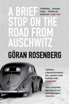 A Brief Stop on the Road from Auschwitz, Paperback Book
