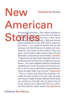 New American Stories, Paperback / softback Book
