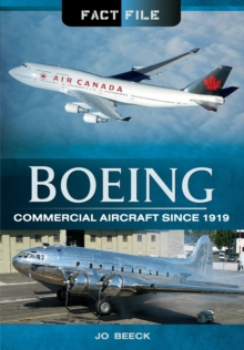 Boeing Commercial Aircraft Since 1919, Paperback / softback Book