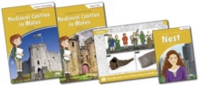 Travelling Back to the Middle Ages Pack: Castles in Wales, Other merchandise Book