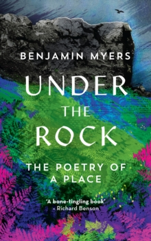 Under the Rock : The Poetry of a Place, Hardback Book