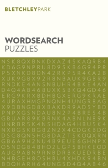 Bletchley Park Wordsearch Puzzles, Paperback Book