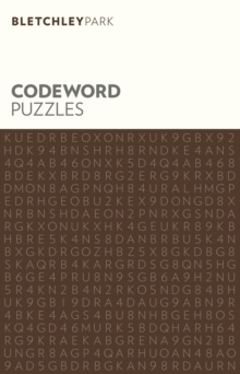 Bletchley Park Codeword Puzzles, Paperback / softback Book
