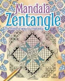 Mandala Zentangle, Paperback Book