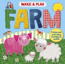 Make & Play Farm, Board book Book