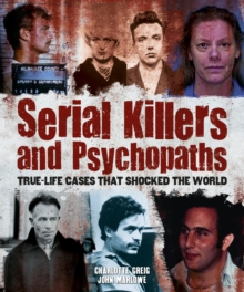 Serial Killers and Psychopaths, Paperback Book
